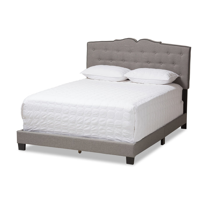 Vivienne Contemporary  Bed