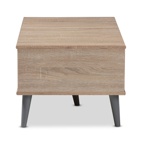 Pierre Coffee Table Oak
