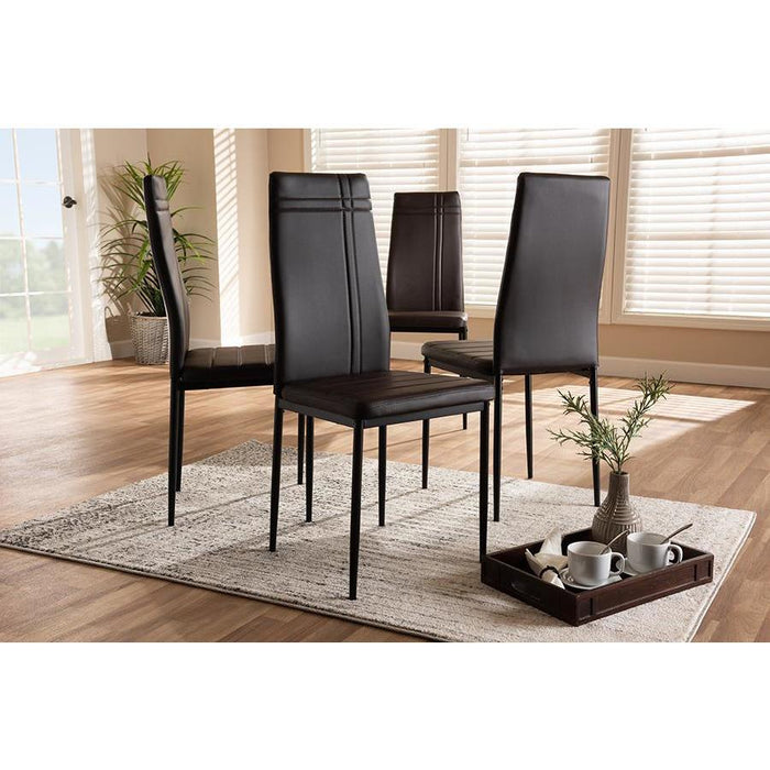 Matiese Four (4) Dining Chairs