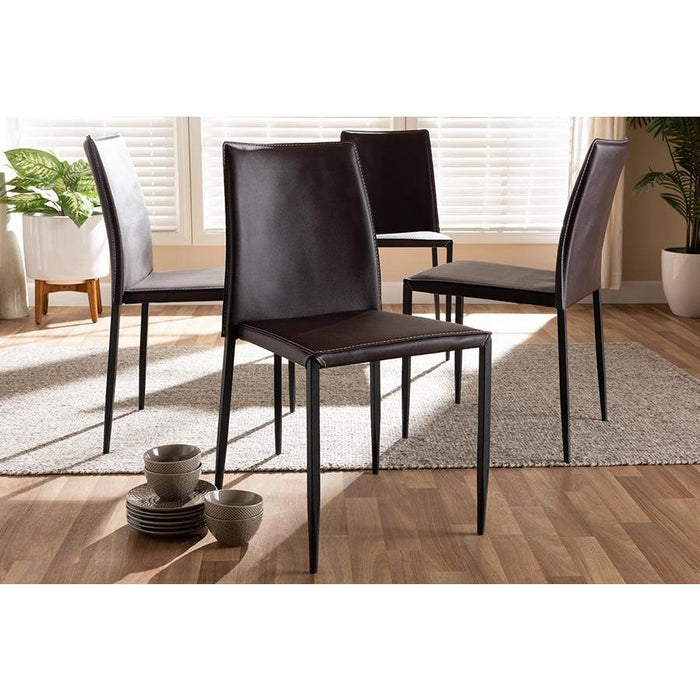 Pascha Four (4) Dining Chairs