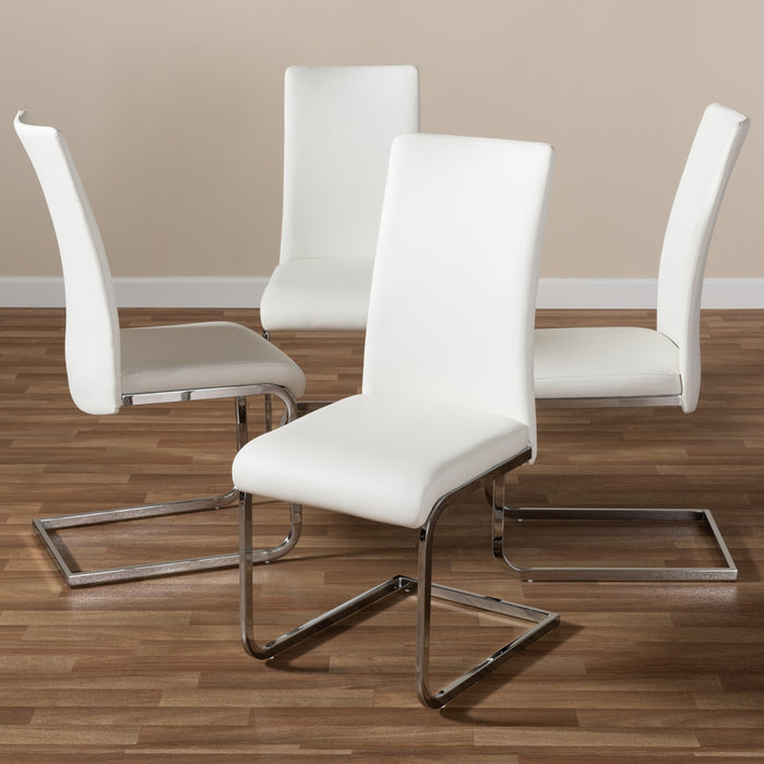 Cyprien Four (4) Dining Chairs