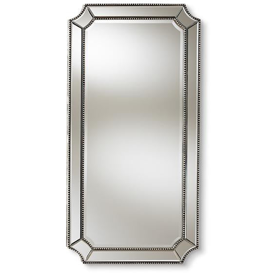 Romina Traditional Accent Wall Mirror