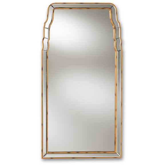 Alice Contemporary Accent Wall Mirror