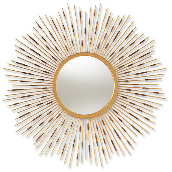 Apollonia Contemporary Accent Wall Mirror