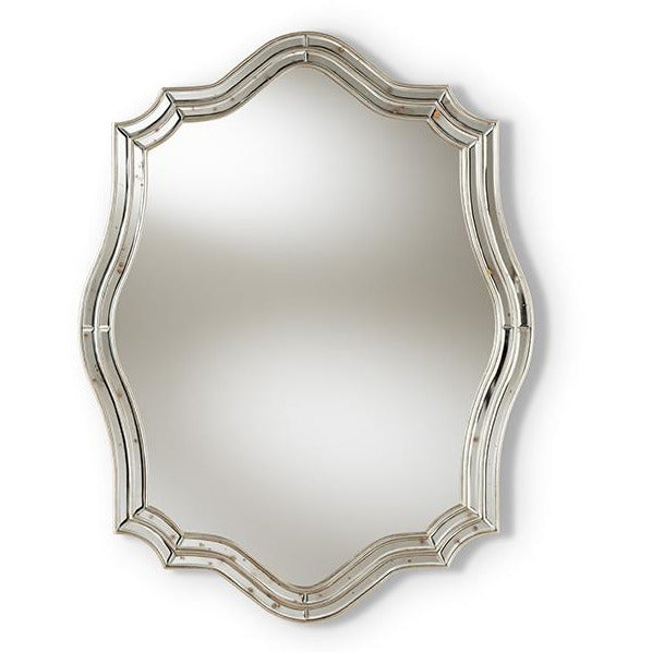 Isidora Traditional Accent Wall Mirror