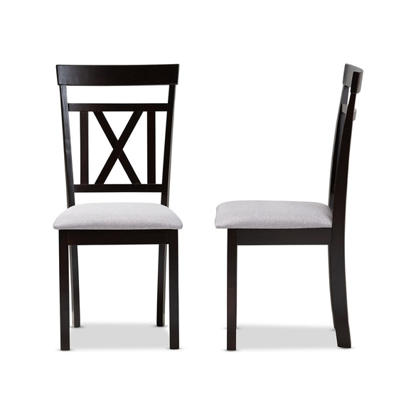 Rosie Two (2) Dining Chairs