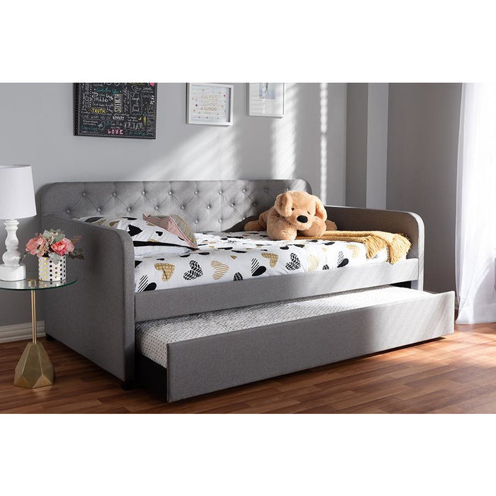 Camelia Contemporary Tufted Daybed