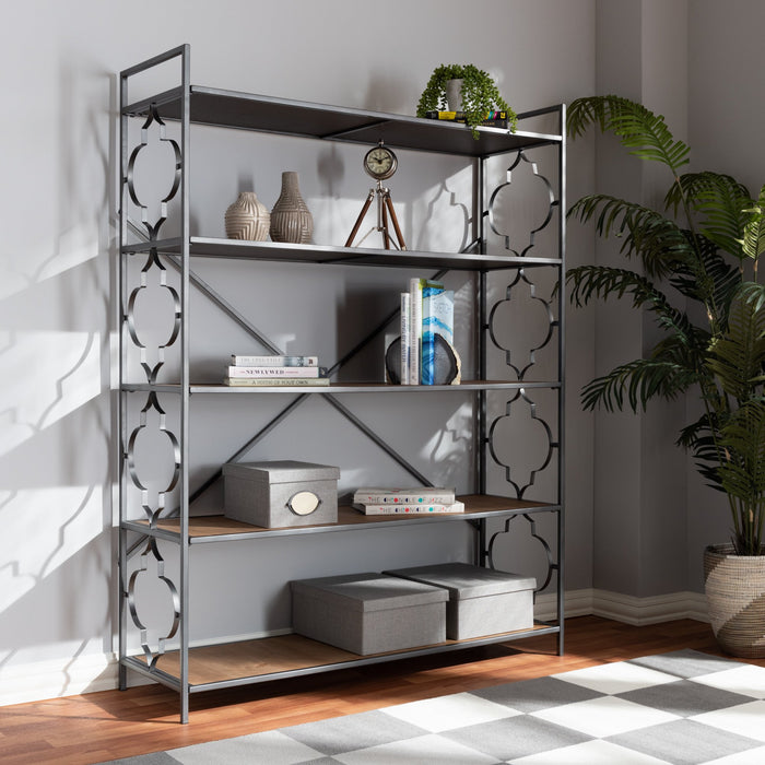 Mirna Bookshelve & Display