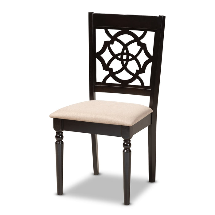 Renaud Four (4) Dining Chairs