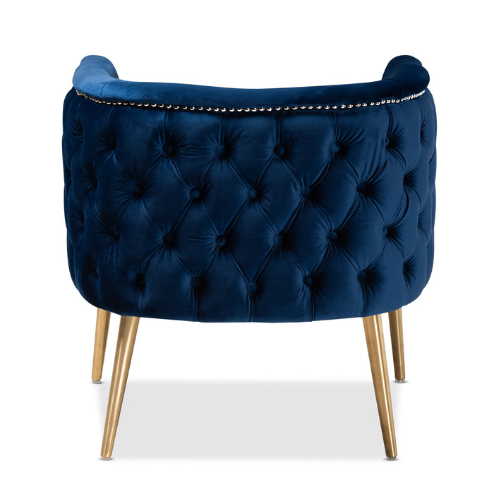 Marcelle Glamour Accent Chair