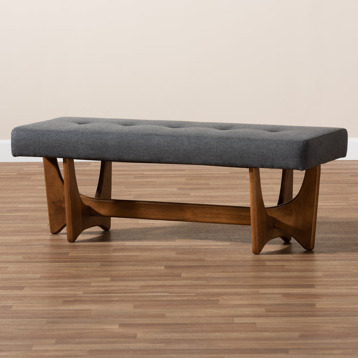 Theo Modern Upholstered Bench