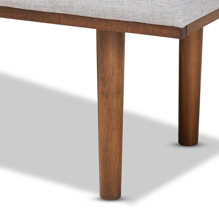 Arne Modern Upholstered Bench