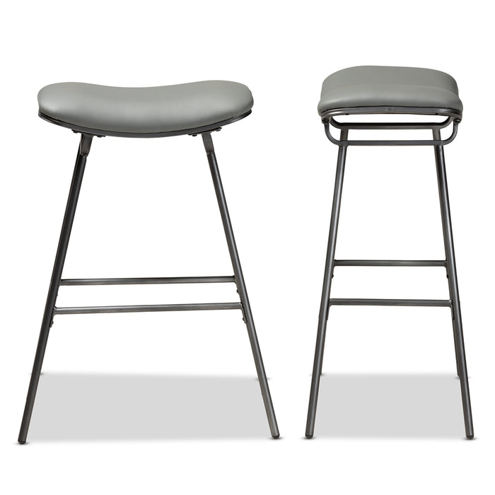 Jette Modern (Set of 2) Bar Stools