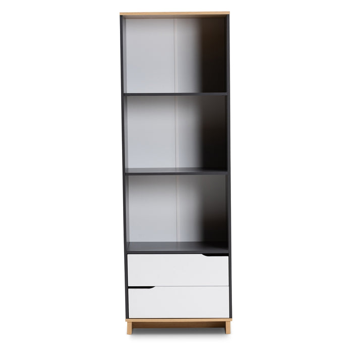 Reed Modern Wood Bookshelves & Display