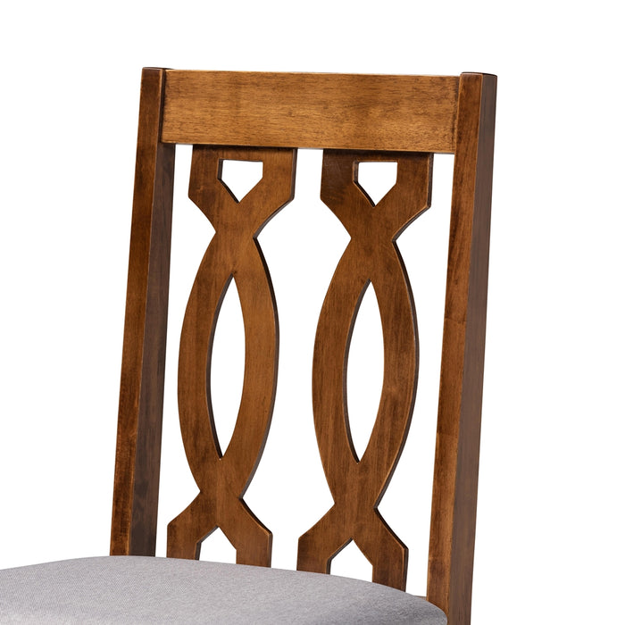 Cherese Four (4) Dining Chairs
