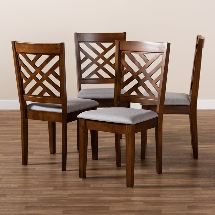 Caron Four (4) Dining Chairs