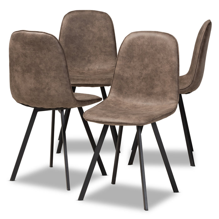 Filicia Four (4) Dining Chairs