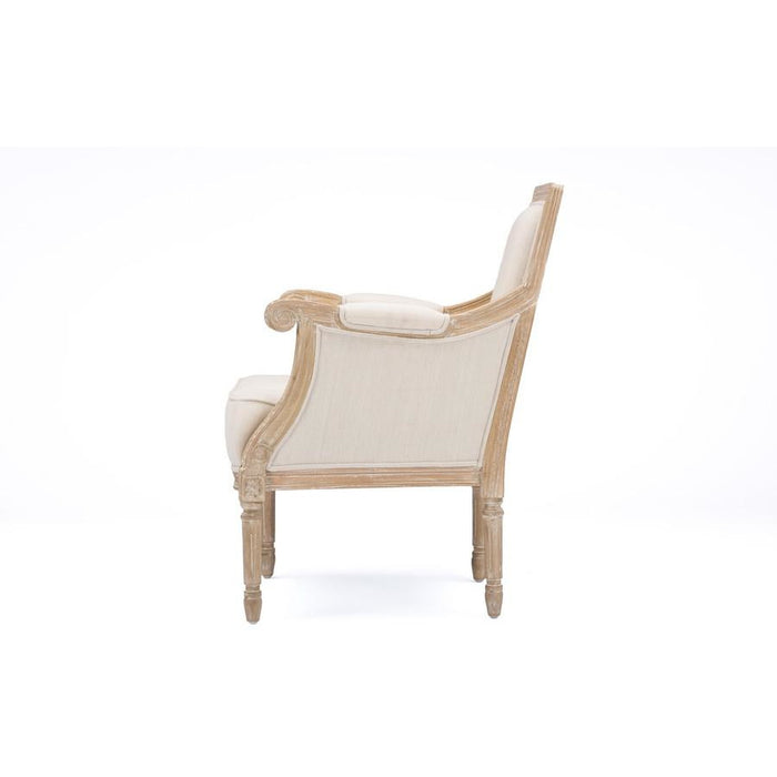 Chavanon Wood Accent Chair