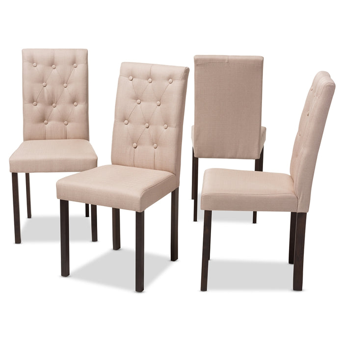 Gardner Four (4) Dining Chairs