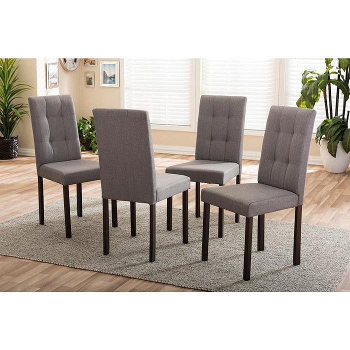 Andrew Four (4) Dining Chairs