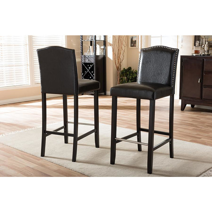 Libra Transitional Bar Stools