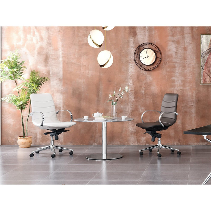 Horizon Modern Leather Office Chair