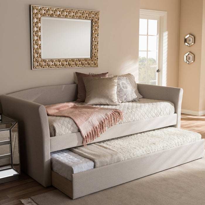 Camino Contemporary Trundle Daybed