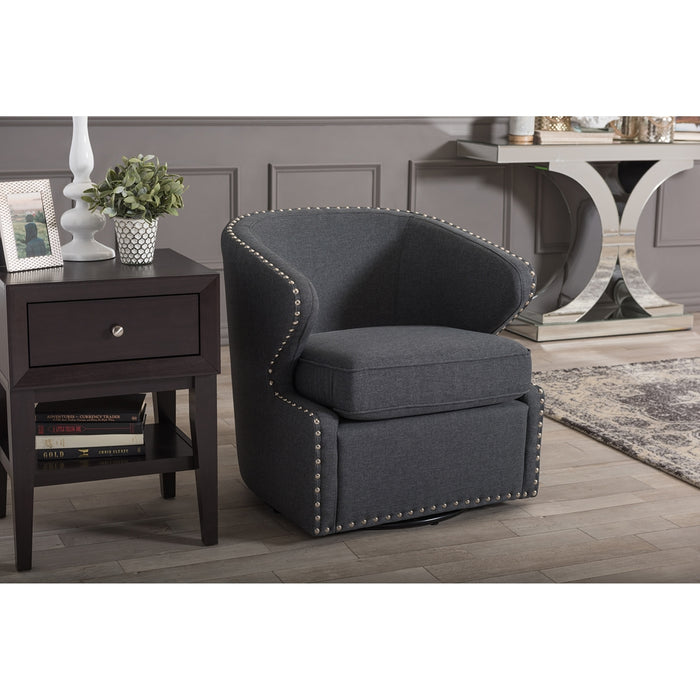 Finley Swivel Armchair