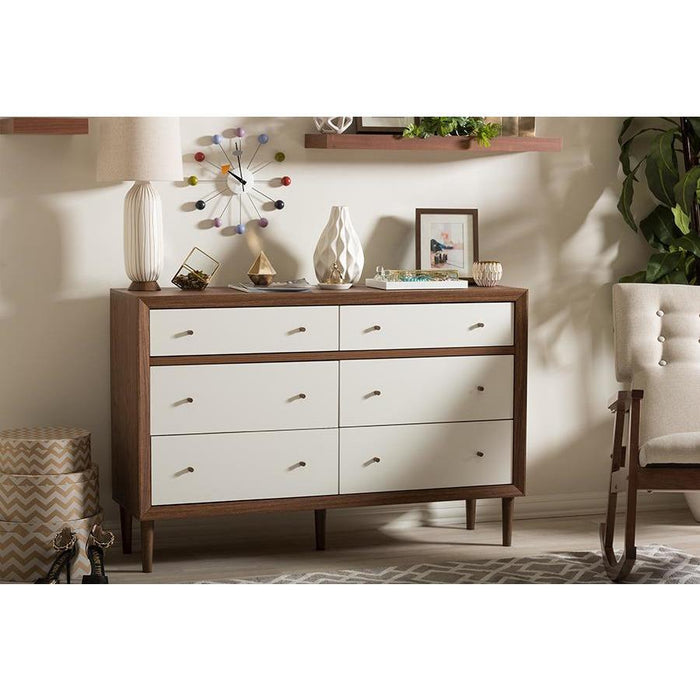Harlow 6-Drawer Dresser