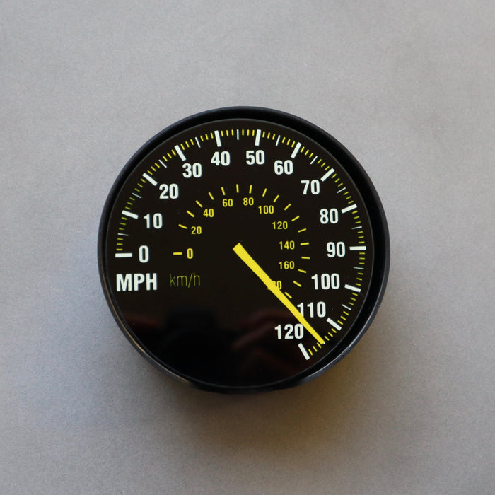 Speedometer Coaster Set