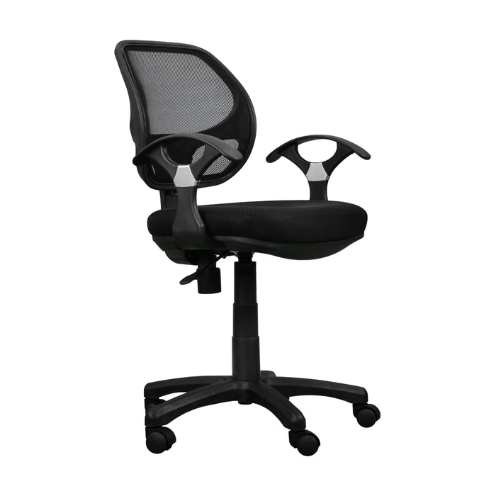 Techni Mobili Midback Mesh Office Chair