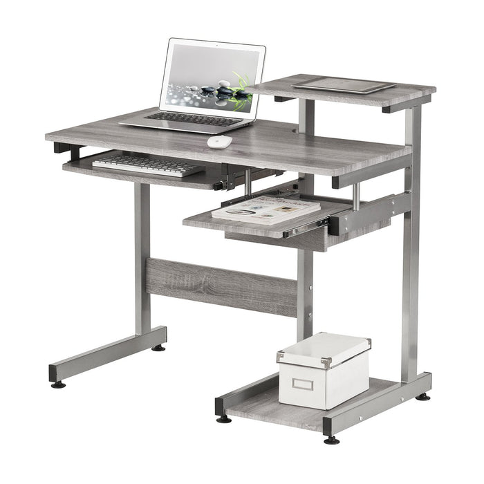 Techni Mobili Complete Workstation Desk