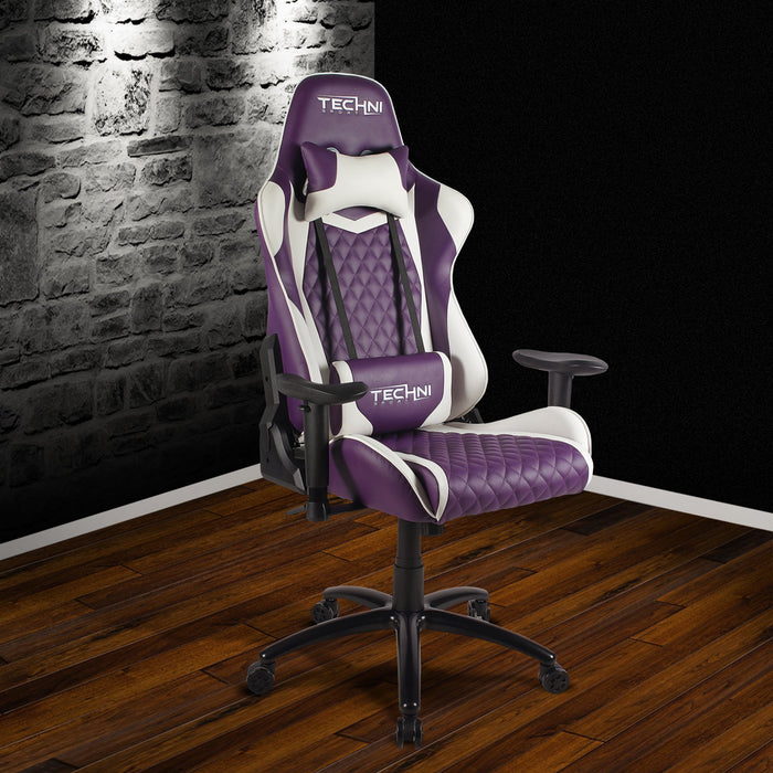 Techni Sport Racing Style Gaming Chair