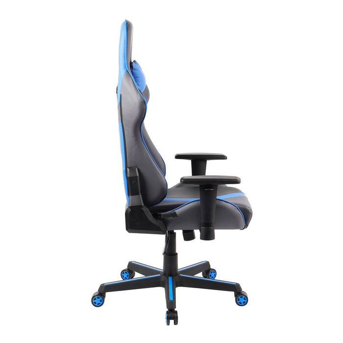 Techni Sport PU Leather High Back Gaming Chair