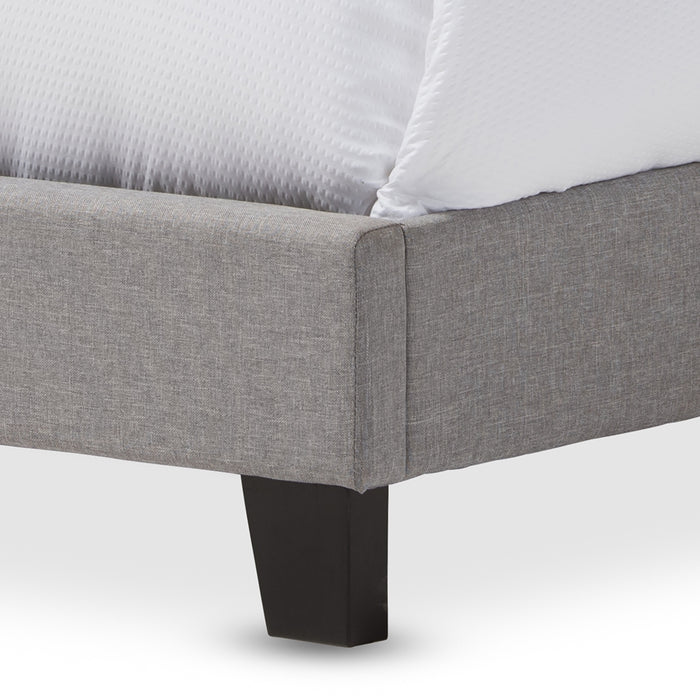Ramon Contemporary  Bed