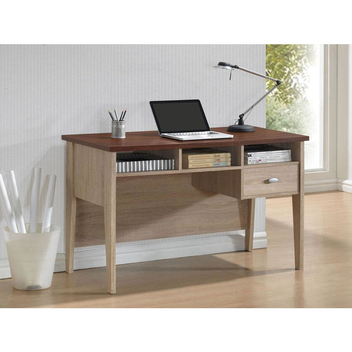 Tyler Contemporary(1-Drawer) Wood Desk