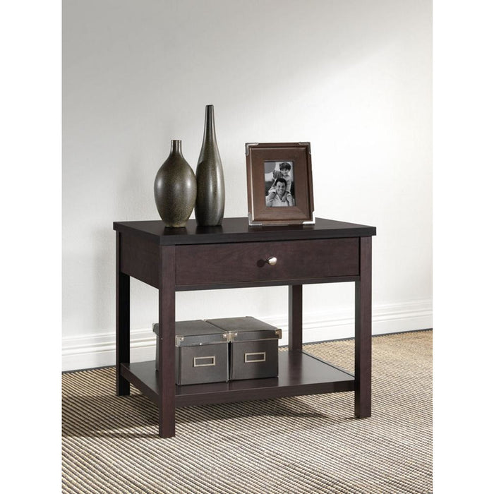 Nashua Table and Nightstand