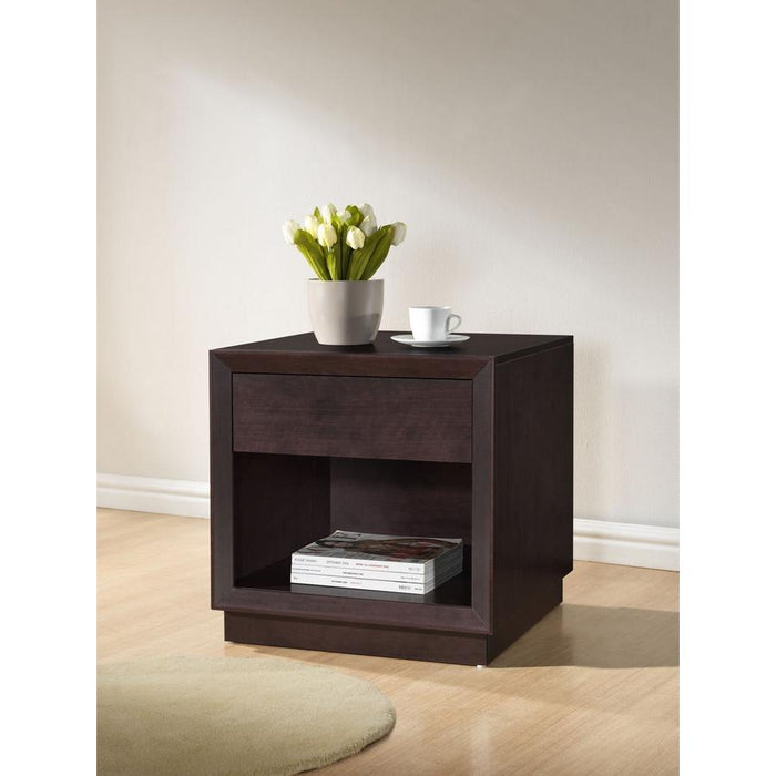 Girvin Table and Nightstand