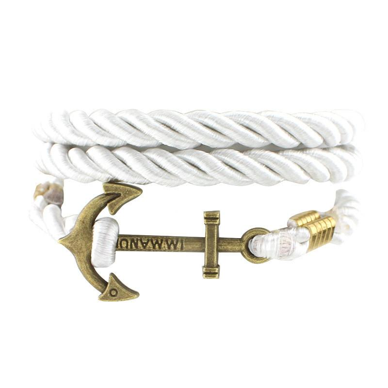 Rope Anchor Bracelet Fashion Hooks - Wave Essentials