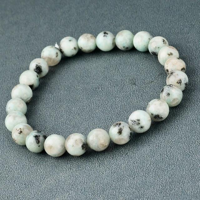 Nature's Natural Planet Jade Bracelet - Wave Essentials
