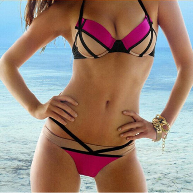 Push Up Brazilian Bikini Triangle - Wave Essentials