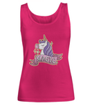 Magic Unicorn Tank Top