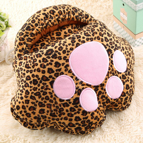 Pink Paw Electric Foot Warmer