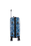 InUSA Printed Lightweight Hardside Spinner 20 inch Carry-on