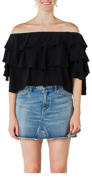 Avery Shoulder Top