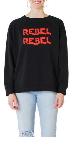 Rebel Graphic Sweatshirt
