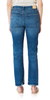 Charlotte High Rise Straight Jeans in Undertone