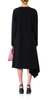 Asymmetric Long Sleeve Dress