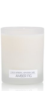 Amber fig candle