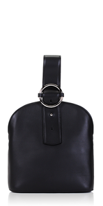 Large Addicted Bracelet Bag Black